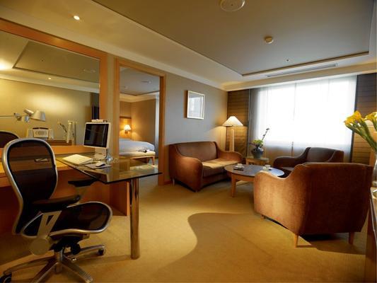 Daegu Grand Hotel - Ντέγκου - Σαλόνι