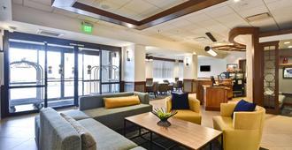 Hyatt Place Kansas City/Overland Park/Metcalf - Công viên Overland - Lounge