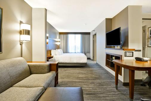 Hyatt Place Overland Prk Metcalf - Overland Park - Bedroom