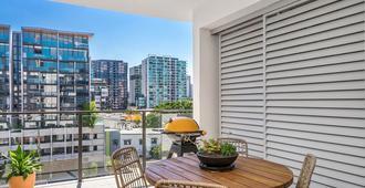 Riverstone 706 - Brisbane - Balcony