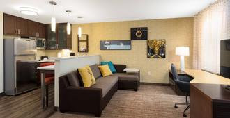 Residence Inn by Marriott Denver Central Park - Denver - Stue