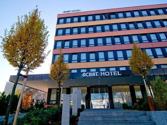 Achat Premium München-Süd - Munich - Building