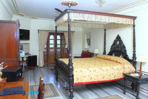 Jagat Palace - Pushkar - Bedroom