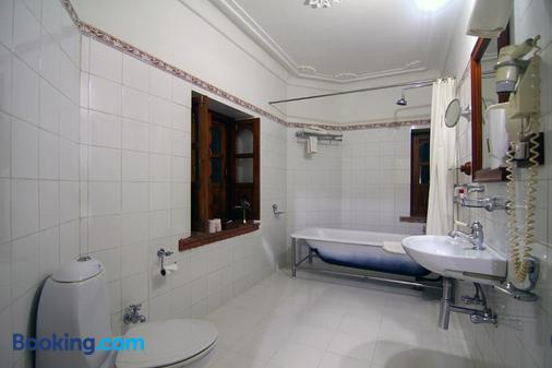 Jagat Palace - Pushkar - Phòng tắm