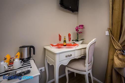 La Residenza dell'Orafo - Guest House - Florence - Phòng ăn