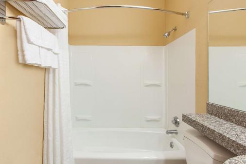 Microtel Inn & Suites by Wyndham Rogers - Rogers - Bathroom