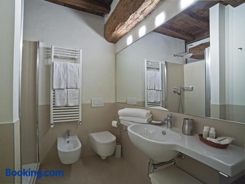 B&B Il Corso - Siena - Phòng tắm