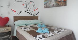 Hostel Yakumama Paracas - Paracas - Bedroom