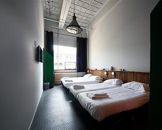 Blue Collar Hotel - Hostel - Eindhoven - Bedroom