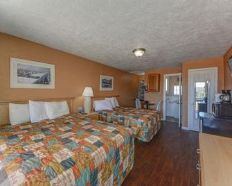 Surf Comber Motel - Wildwood - Bedroom