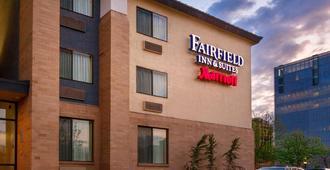 Fairfield Inn & Suites by Marriott Salt Lake City Downtown - Thành phố Salt Lake - Toà nhà