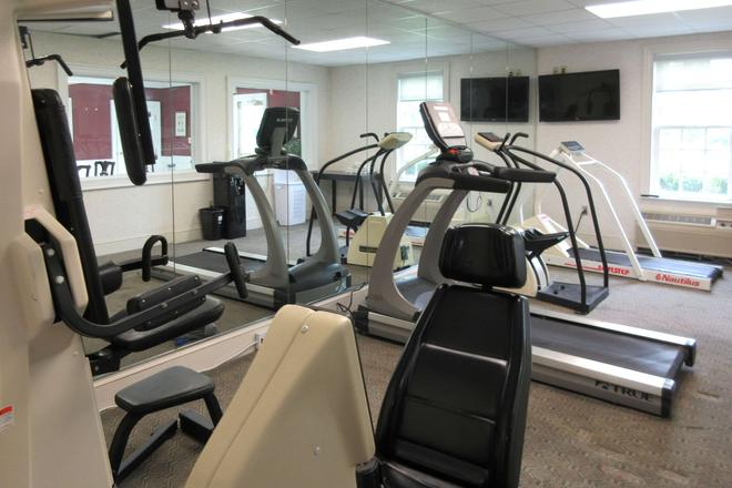 Quality Inn and Suites - Edgefield - Gym