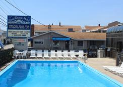 Beau Rivage Motel - Old Orchard Beach - Pool