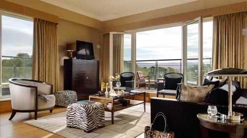Herbert Park Hotel - Dublin - Living room