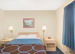 Super 8 by Wyndham Webster/Rochester - Webster - Bedroom
