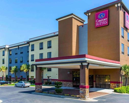 Comfort Suites - Stockbridge - Building