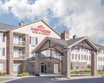 Hawthorn Suites by Wyndham Conyers - Conyers - Bâtiment