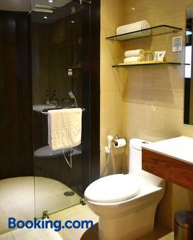 Sinclairs Siliguri - Siliguri - Bathroom