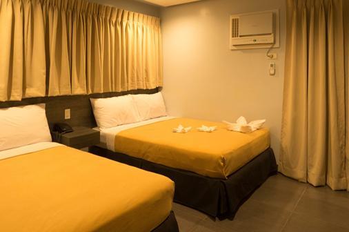 Cebu R Hotel Mabolo - Cebu - Makuuhuone