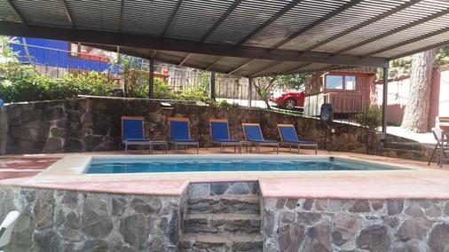Hotel Casa Valle - Valle de Bravo - Πισίνα