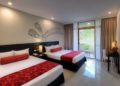 Tanoa International Hotel - Nadi - Habitación