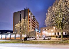 Hotel Vista - Брно - Здание
