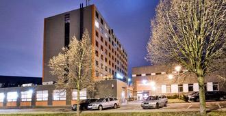 Hotel Vista - Μπρνο - Κτίριο