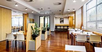 Hotel Vista - ברנו - מסעדה