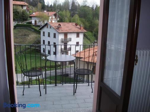 Albergo Breglia - Plesio - Balcony