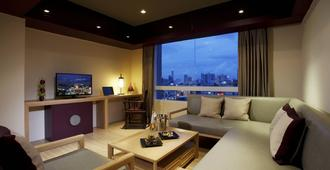 The Quarter Hualamphong By Uhg - Bangkok - Sala de estar