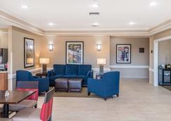 Comfort Inn I-10 EAST Near AT&T Center - San Antonio - Lounge
