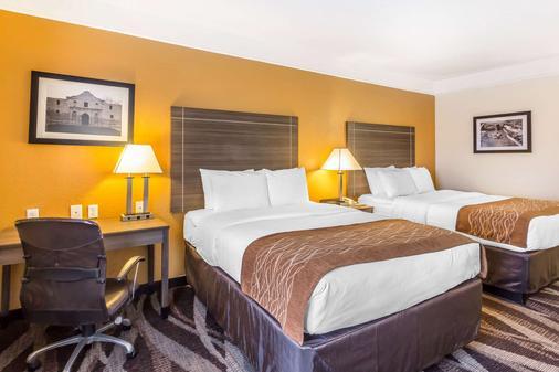Comfort Inn I-10 EAST Near AT&T Center - San Antonio - Phòng ngủ