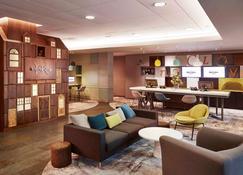 Hotel Mercure Wroclaw Centrum - Wroclaw - Lounge