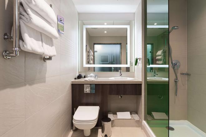聖彼得堡普爾科沃機場麗笙公園酒店 - 聖彼得堡 - 聖彼得堡 - 浴室