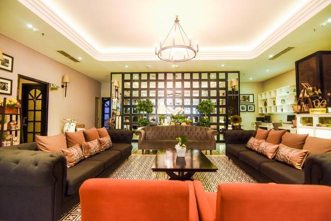Sanouva Danang Hotel - Đà Nẵng - Lounge