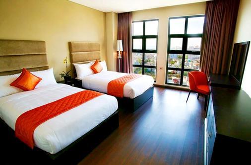 사노우바 다낭 호텔 - 다낭 - 침실