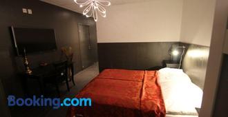 Stockholm Inn Hotel - Stoccolma - Camera da letto