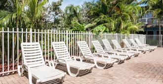 Rodeway Inn & Suites Fort Lauderdale Airport & Cruise Port - Fort Lauderdale - Patio