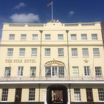 The Star Hotel - Southampton - Rakennus