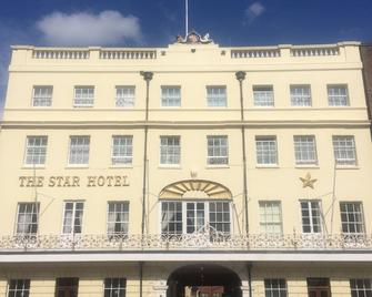 The Star Hotel - Southampton - Edificio