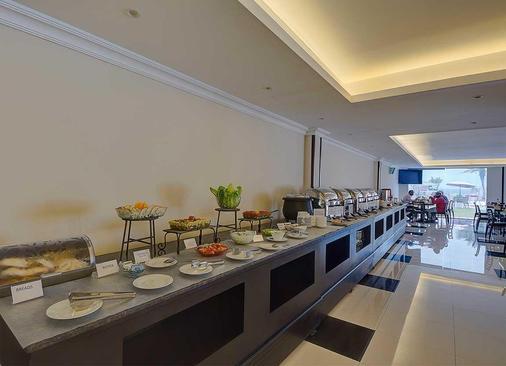 Ajman Beach Hotel - Ajman - Buffet
