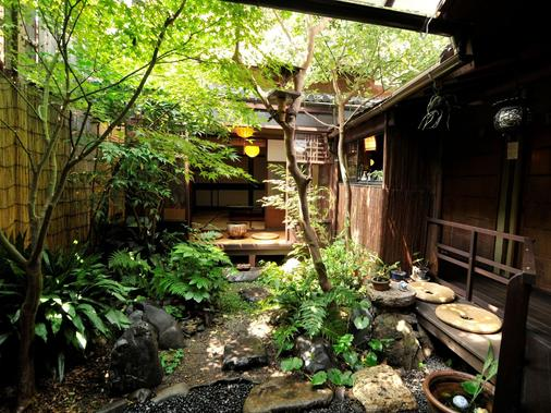 Guest House Waraku-An - Kyoto - Outdoor view