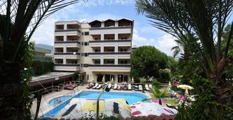 Park Hotel - Alanya - Edificio