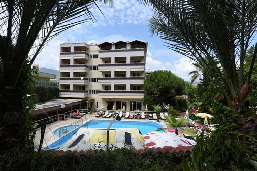 Park Hotel - Alanya - Gebäude
