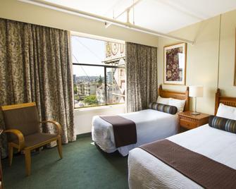 Budget Inn Patricia Hotel - Vancouver - Slaapkamer