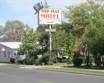 Top Hat Motel - Ritzville - Building