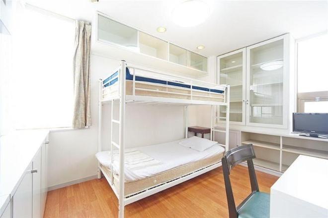 Okinawa Prison - Naha - Bedroom