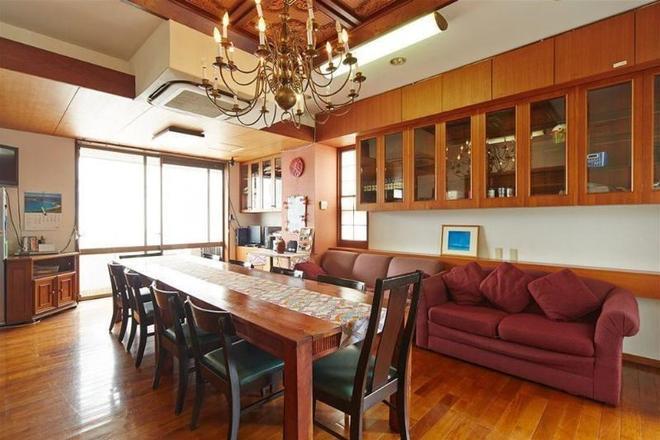 Okinawa Prison - Naha - Dining room