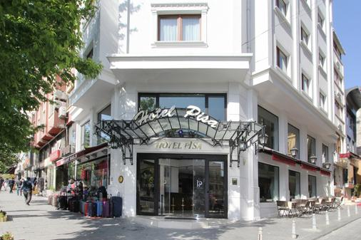 比薩酒店 - 伊斯坦堡 - 建築