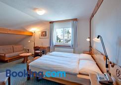 Hotel Chesa Grischa - Sils im Engadin/Segl - Bedroom